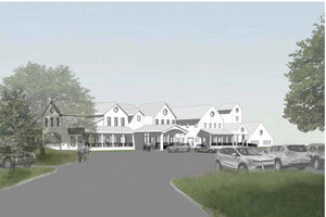 Falmouth Senior Center Rendering