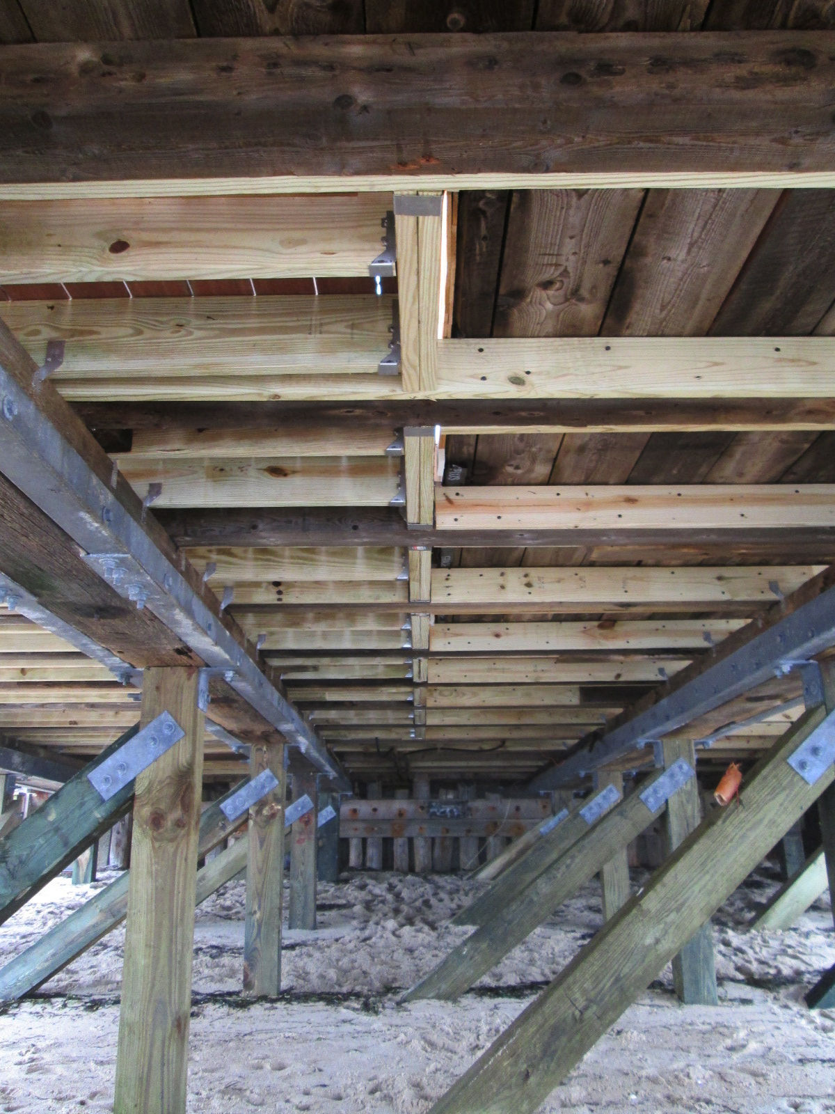 Private Residence Pile Foundation | Coastal Engineering Co