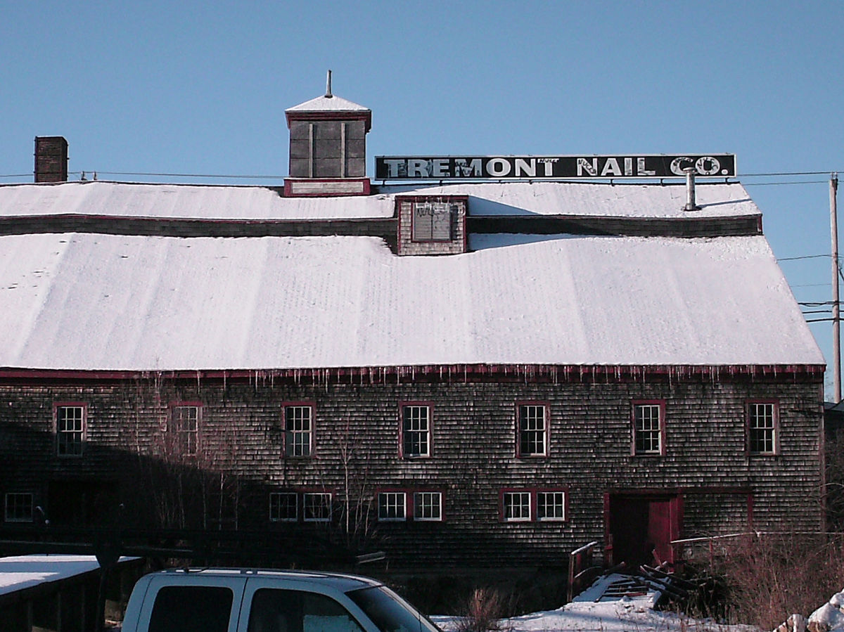 Tremont Nail Factory Coastal Engineering Co
