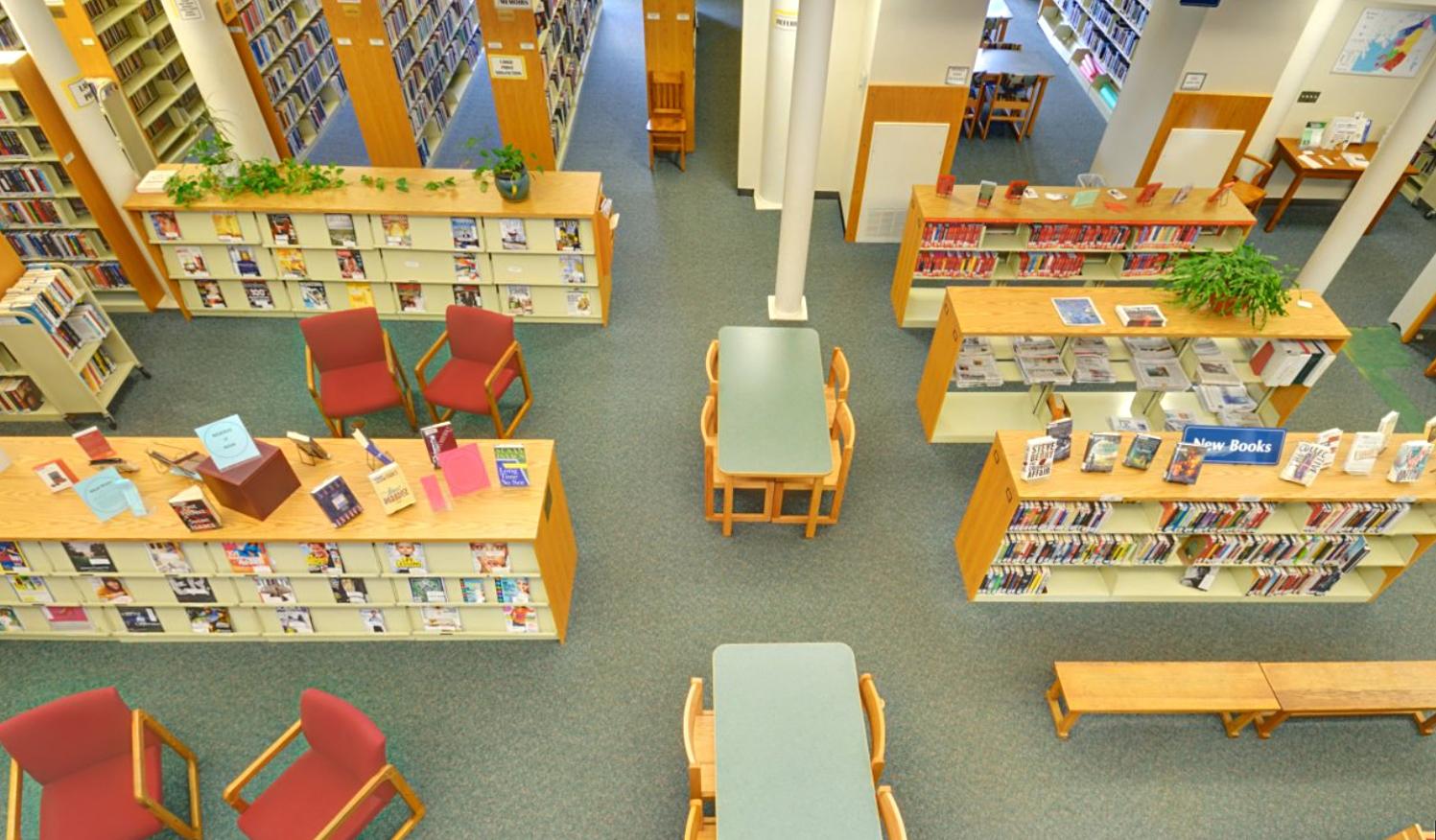 Bourne Library Coastal Engineering Co